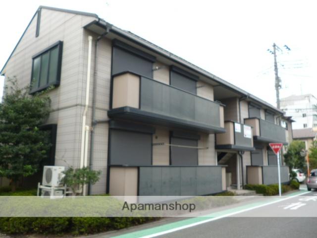 神奈川県相模原市中央区、上溝駅徒歩17分の築20年 2階建の賃貸アパート