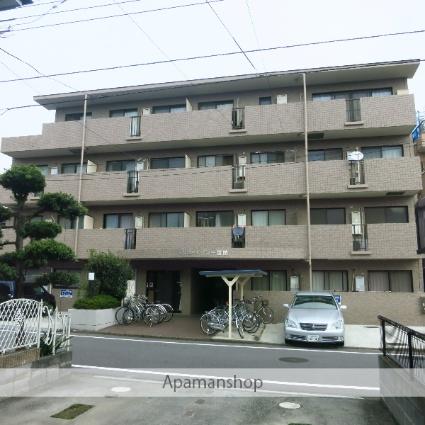 神奈川県相模原市中央区、相模原駅徒歩18分の築25年 4階建の賃貸マンション