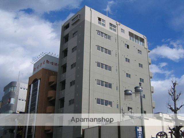神奈川県相模原市中央区、矢部駅徒歩25分の築11年 9階建の賃貸マンション