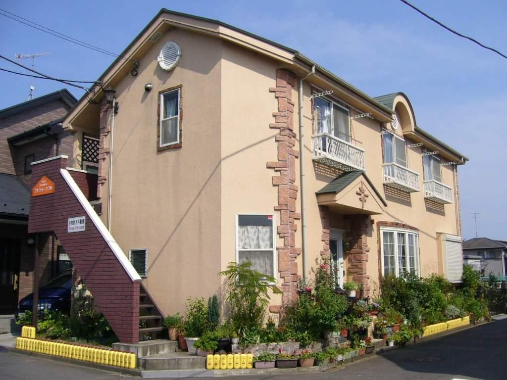 神奈川県相模原市南区、下溝駅徒歩22分の築18年 2階建の賃貸アパート