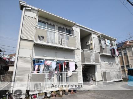 神奈川県相模原市中央区、相模原駅徒歩19分の築26年 2階建の賃貸アパート