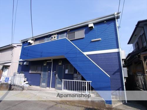神奈川県相模原市中央区、番田駅徒歩10分の築24年 2階建の賃貸アパート