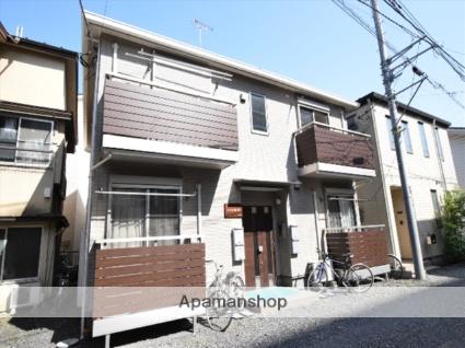 神奈川県相模原市中央区、矢部駅徒歩22分の築3年 2階建の賃貸アパート
