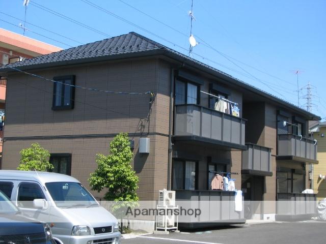 神奈川県相模原市中央区、多摩境駅徒歩11分の築15年 2階建の賃貸アパート