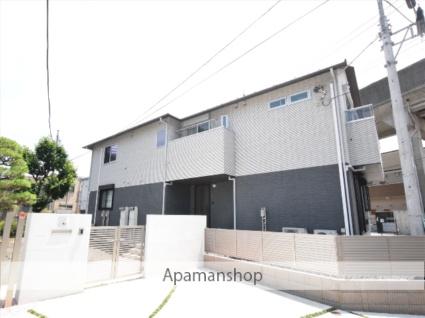 神奈川県相模原市中央区、橋本駅徒歩27分の築1年 2階建の賃貸アパート