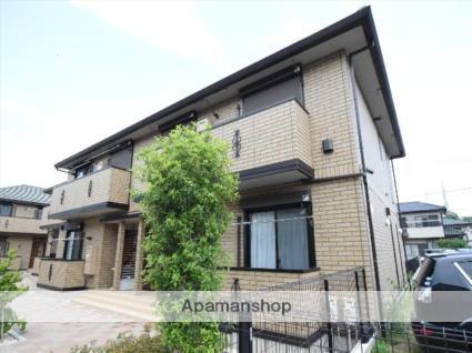 神奈川県相模原市中央区、橋本駅徒歩27分の築3年 2階建の賃貸アパート