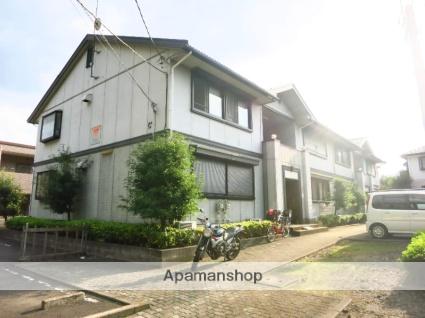 神奈川県相模原市中央区、矢部駅徒歩44分の築23年 2階建の賃貸アパート