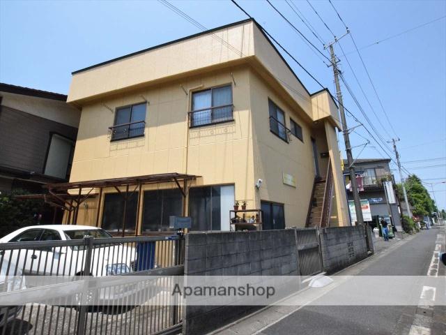 神奈川県相模原市中央区、上溝駅徒歩24分の築43年 2階建の賃貸アパート