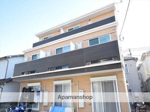 神奈川県相模原市中央区、相模原駅徒歩12分の築1年 3階建の賃貸アパート
