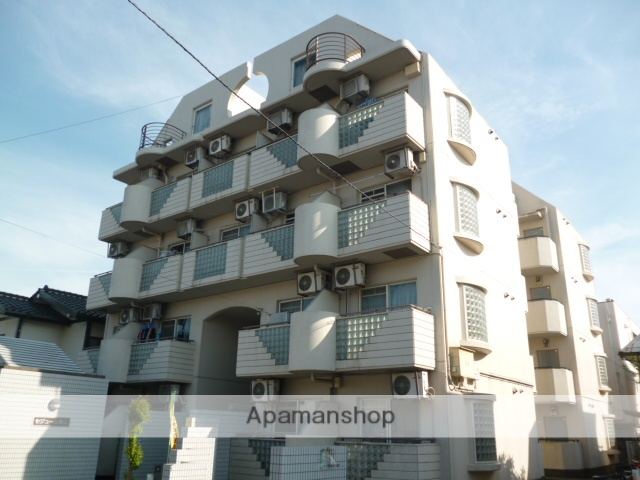 神奈川県相模原市中央区、相模原駅徒歩23分の築31年 5階建の賃貸マンション