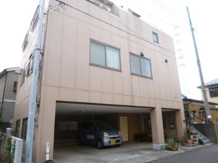 神奈川県相模原市中央区、相模原駅徒歩10分の築27年 3階建の賃貸アパート