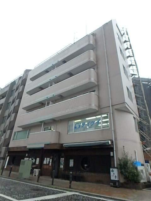 神奈川県相模原市緑区、橋本駅徒歩5分の築24年 7階建の賃貸マンション
