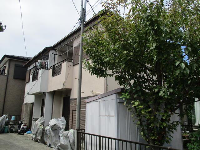 神奈川県相模原市中央区の築26年 2階建の賃貸テラスハウス