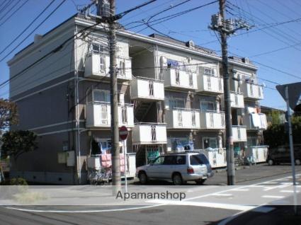 神奈川県相模原市中央区、相模原駅徒歩11分の築28年 3階建の賃貸マンション
