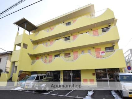 神奈川県相模原市中央区、矢部駅徒歩18分の築33年 4階建の賃貸マンション