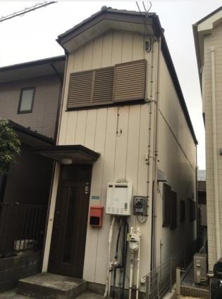 神奈川県相模原市中央区、相模原駅徒歩13分の築26年 2階建の賃貸一戸建て