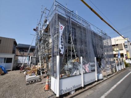 神奈川県相模原市中央区、上溝駅徒歩11分の新築 2階建の賃貸アパート