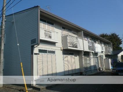 神奈川県相模原市緑区、南橋本駅徒歩22分の築28年 2階建の賃貸アパート