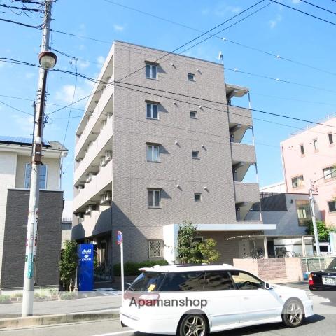 神奈川県相模原市緑区、橋本駅徒歩18分の築7年 5階建の賃貸マンション