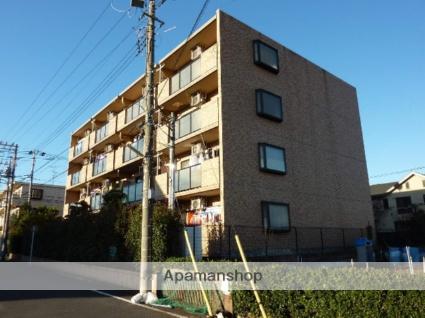 神奈川県相模原市中央区、相模原駅徒歩13分の築17年 4階建の賃貸マンション