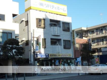 神奈川県相模原市中央区、相模原駅徒歩12分の築31年 3階建の賃貸マンション