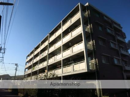 神奈川県相模原市中央区、番田駅徒歩8分の築16年 5階建の賃貸マンション