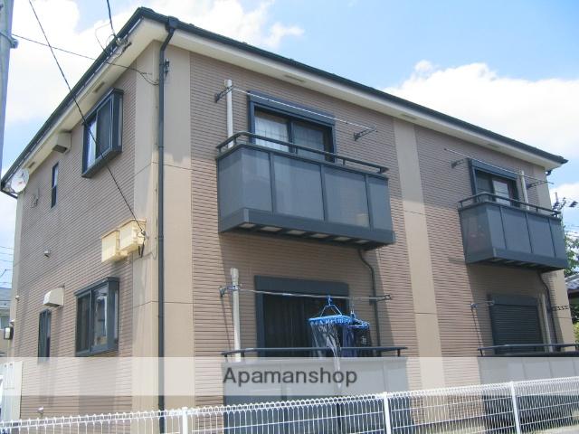 東京都町田市、多摩境駅徒歩15分の築15年 2階建の賃貸アパート