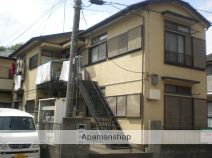 神奈川県相模原市中央区、上溝駅徒歩6分の築33年 2階建の賃貸アパート