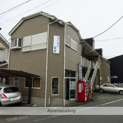 神奈川県相模原市緑区、橋本駅バス15分後徒歩5分の築27年 2階建の賃貸アパート
