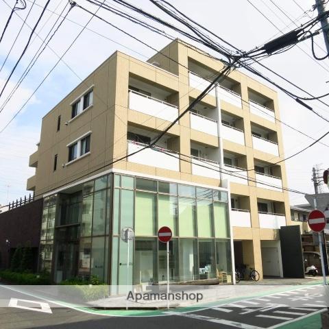 神奈川県相模原市中央区、相模原駅徒歩12分の築5年 5階建の賃貸マンション
