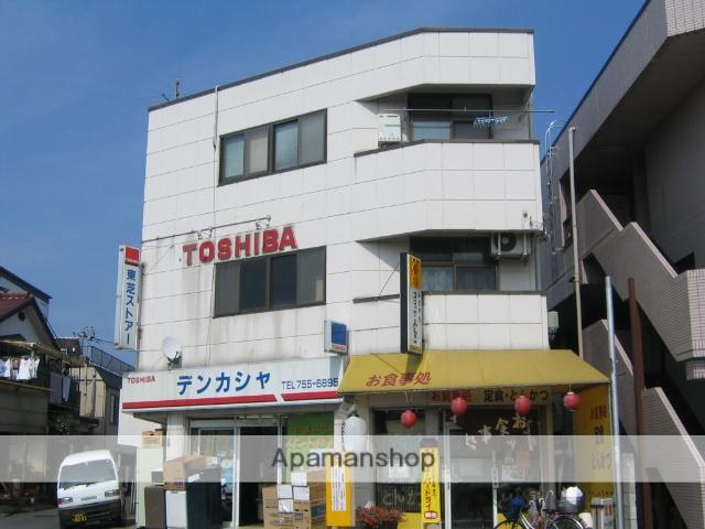 神奈川県相模原市中央区、相模原駅徒歩22分の築19年 3階建の賃貸マンション