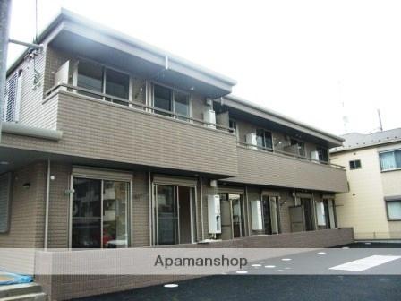 東京都町田市、相原駅徒歩9分の築10年 2階建の賃貸マンション