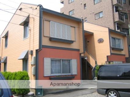 神奈川県相模原市中央区、相模原駅徒歩19分の築30年 2階建の賃貸アパート