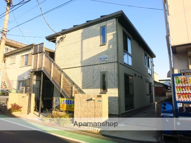 神奈川県相模原市中央区、相模原駅徒歩10分の築5年 2階建の賃貸アパート