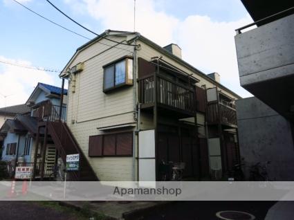 神奈川県相模原市中央区、番田駅徒歩23分の築30年 2階建の賃貸アパート