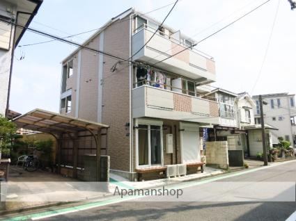 神奈川県相模原市中央区、番田駅徒歩28分の築5年 3階建の賃貸アパート