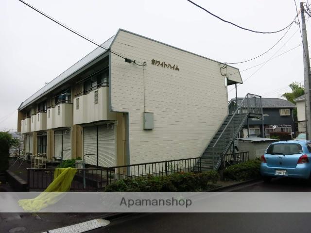 東京都町田市、相模原駅徒歩35分の築30年 2階建の賃貸アパート
