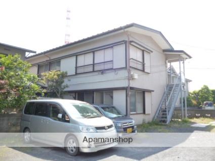 神奈川県相模原市中央区、相模原駅徒歩8分の築37年 2階建の賃貸アパート