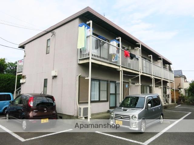 神奈川県相模原市緑区、相模原駅バス12分峡の原車庫下車後徒歩5分の築29年 2階建の賃貸アパート