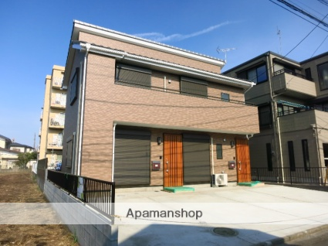 神奈川県相模原市中央区、相模原駅徒歩12分の築4年 2階建の賃貸アパート
