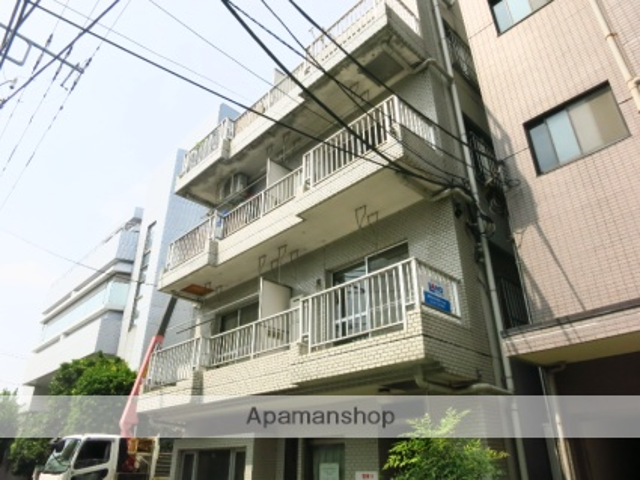 神奈川県相模原市中央区、矢部駅徒歩23分の築30年 5階建の賃貸マンション