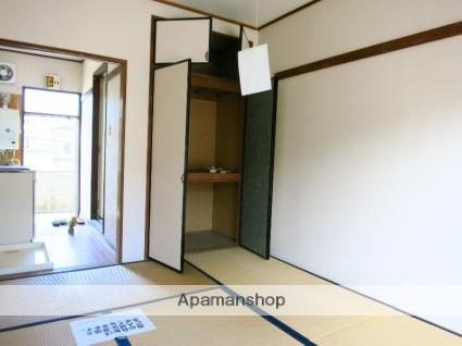 第一藤美荘[1R/17.5m2]のリビング・居間3
