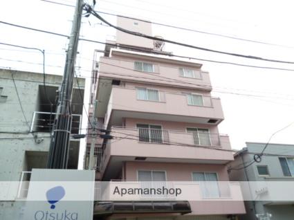 神奈川県相模原市中央区、相模原駅徒歩2分の築33年 7階建の賃貸マンション