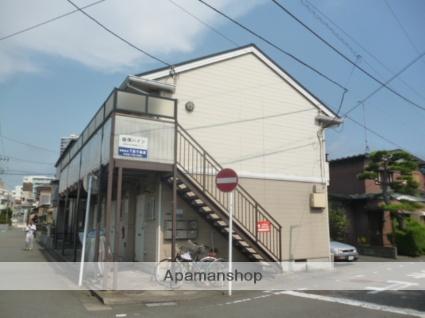 神奈川県相模原市中央区、相模原駅徒歩5分の築27年 2階建の賃貸アパート