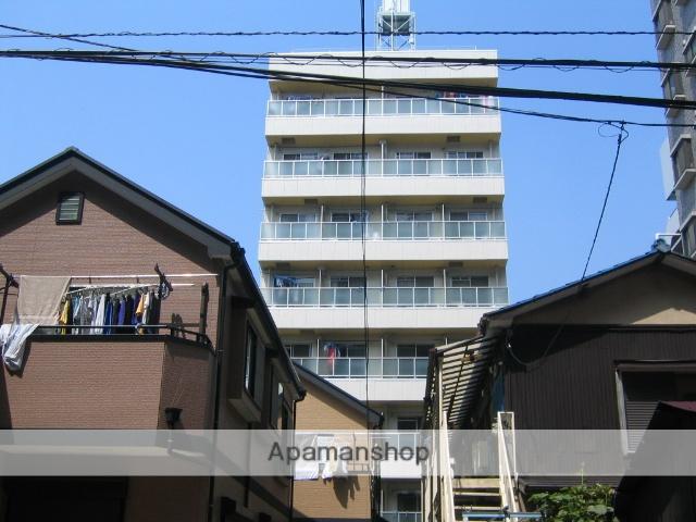 神奈川県相模原市中央区、古淵駅バス21分光が丘大通り下車後徒歩1分の築32年 8階建の賃貸マンション