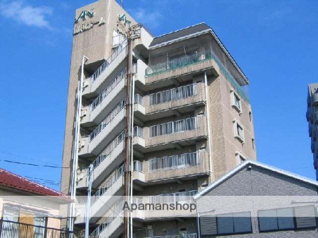 神奈川県相模原市中央区、矢部駅徒歩19分の築30年 7階建の賃貸マンション