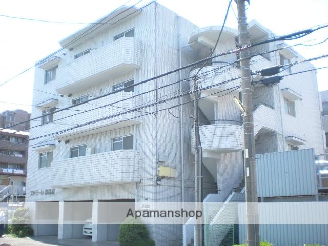 神奈川県相模原市中央区、相模原駅徒歩20分の築28年 4階建の賃貸マンション
