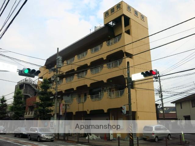 神奈川県相模原市中央区、相模原駅徒歩7分の築32年 4階建の賃貸マンション