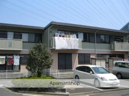 神奈川県相模原市中央区、橋本駅徒歩18分の築26年 2階建の賃貸アパート
