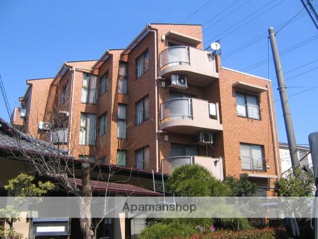 神奈川県相模原市中央区、相模原駅徒歩7分の築29年 4階建の賃貸マンション